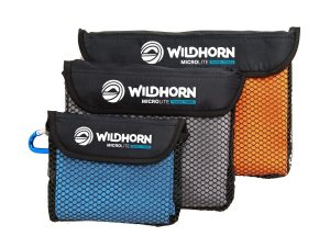 Wildhorn Outfitters Microlite Microfiber Quick Dry Travel Camping Towel